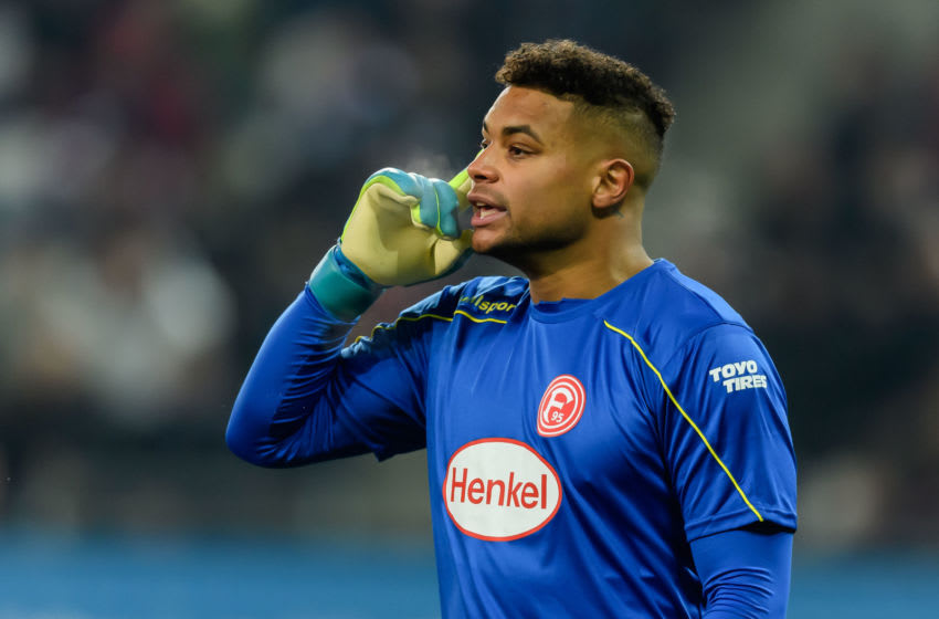Zack Steffen of Fortuna Duesseldorf (Photo by TF-Images/Getty Images)