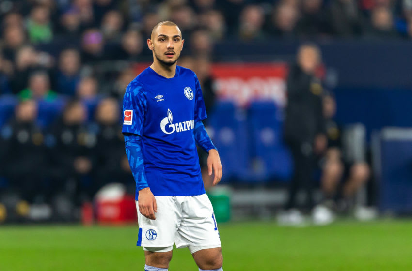 Schalke, Ahmed Kutucu (Photo by TF-Images/Getty Images)
