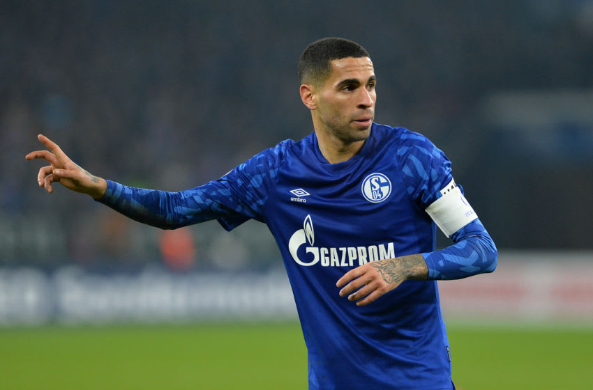 Schalke 04, Omar Mascarell (Photo by Ralf Treese/DeFodi Images via Getty Images)