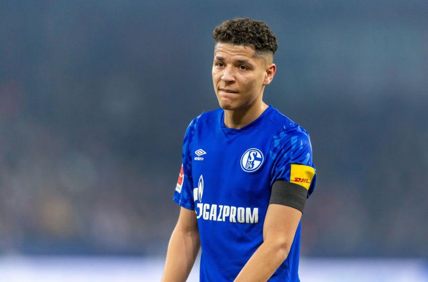 Schalke 04, Amine Harit (Photo by Mario Hommes/DeFodi Images via Getty Images)