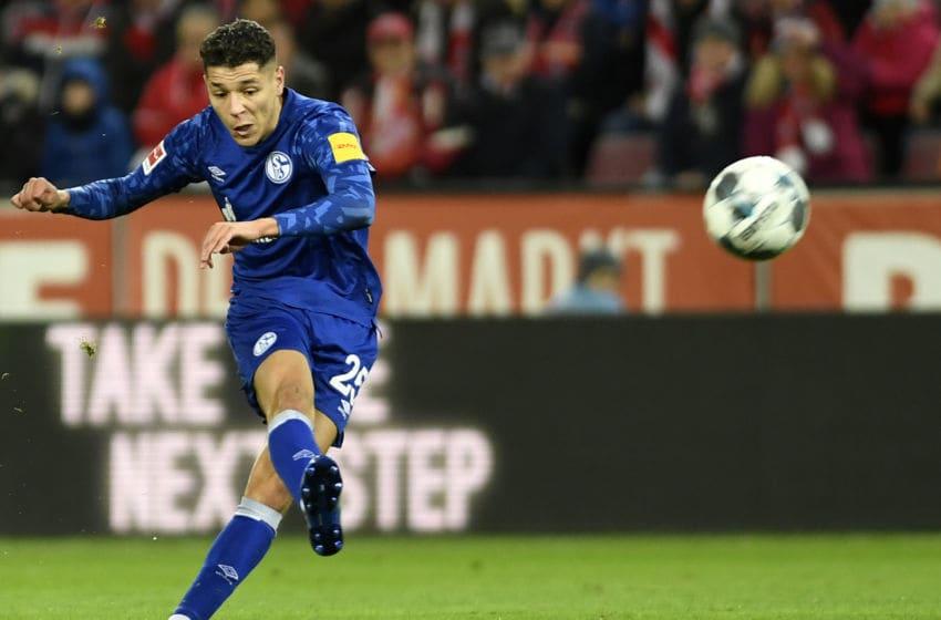 Amine Harit of FC Schalke 04 (Photo by Ralf Teerse/DeFodi Images via Getty Images)
