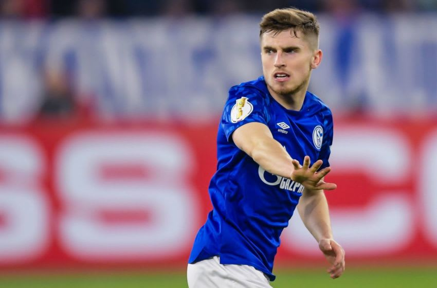 Jonjoe Kenny, Schalke 04 (Photo by ANP Sport via Getty Images)
