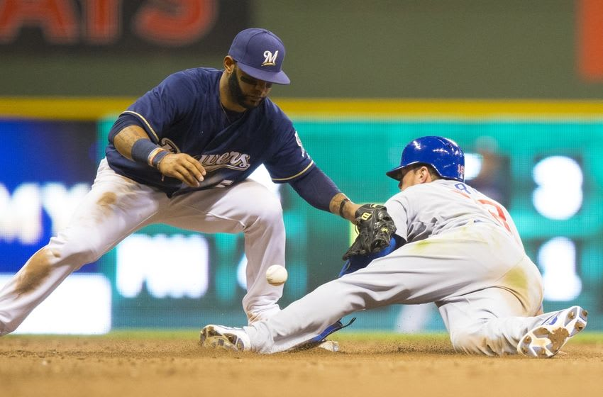 Jonathan Villar Has Done A Good Job On Defense This Year For The Crew. Mandatory Credit: Jeff Hanisch-USA TODAY Sports