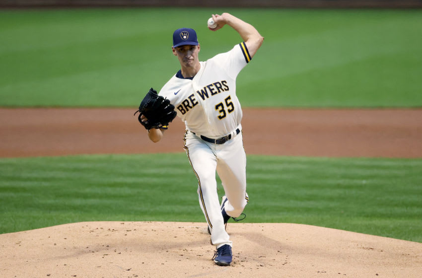 Brent Suter, Milwaukee Brewers (Photo by Dylan Buell/Getty Images)