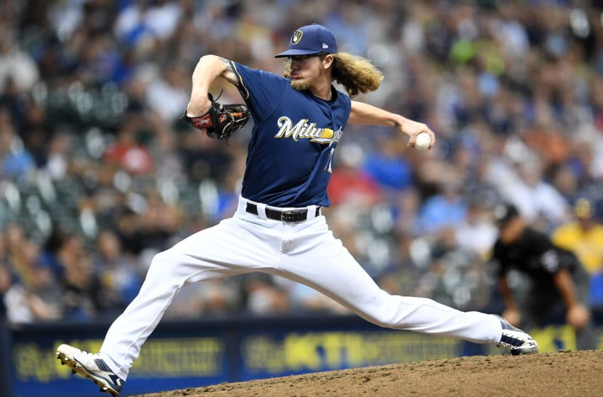 MILWAUKEE, WI - SEPTEMBER 26: Josh Hader