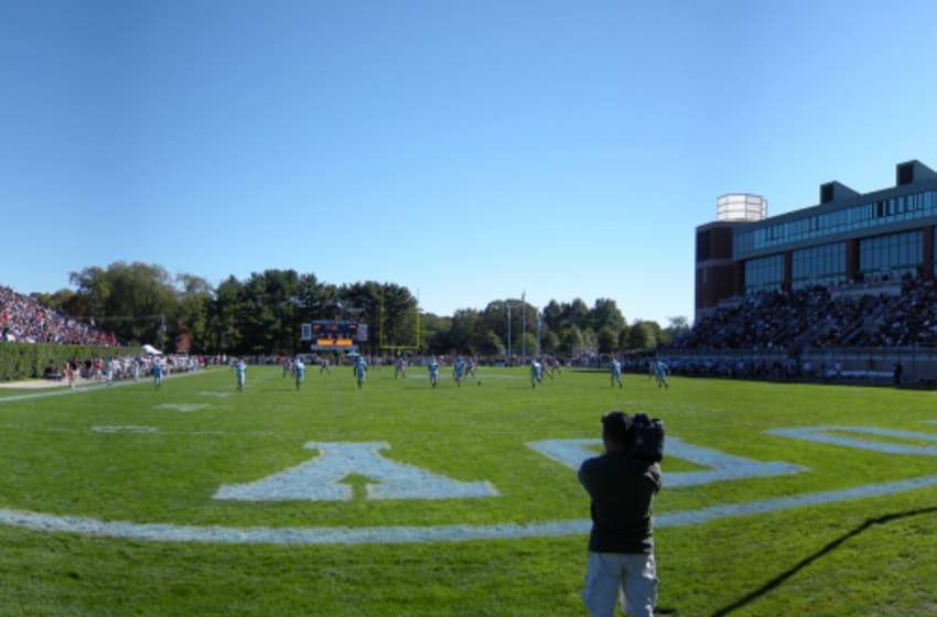 Panorama view of Meade Stadium. Mandatory Credit: WikiCommons