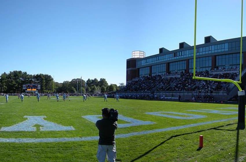 Meade Stadium in Kingston, Rhode Island. Mandatory Credit: wikicommons
