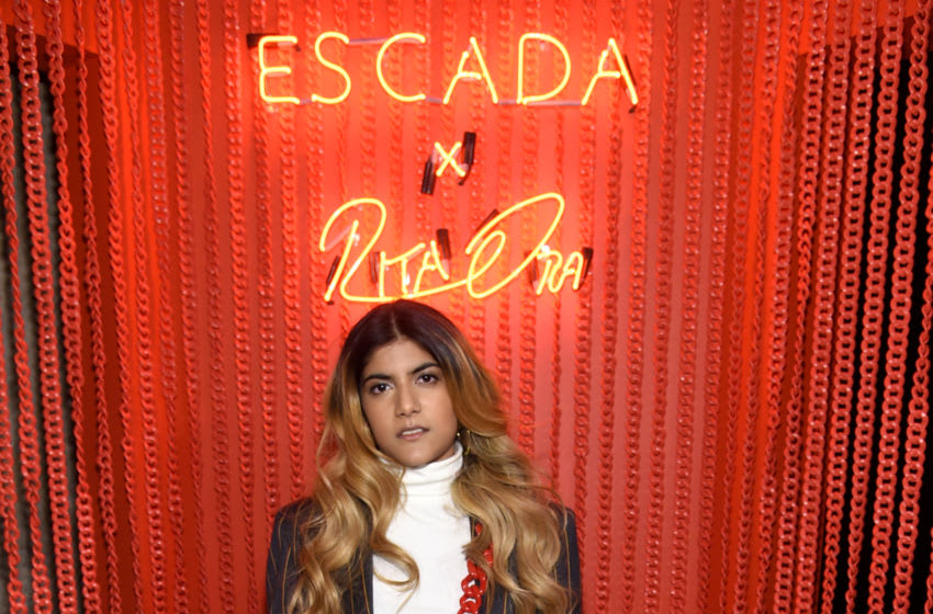 NEW YORK, NEW YORK - MARCH 27: Ananya Birla attends the launch of the ESCADA Heartbag by Rita Ora on March 27, 2019 in New York City. (Photo by Jamie McCarthy/Getty Images for ESCADA)