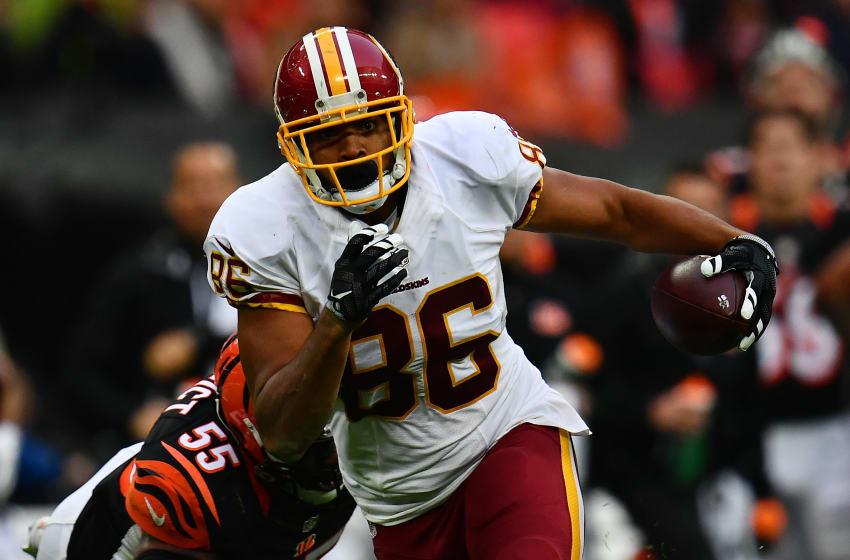 Jordan Reed will be the Washington Redskins biggest X-Factor