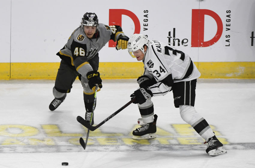 Ontario Reign (Photo by Ethan Miller/Getty Images)