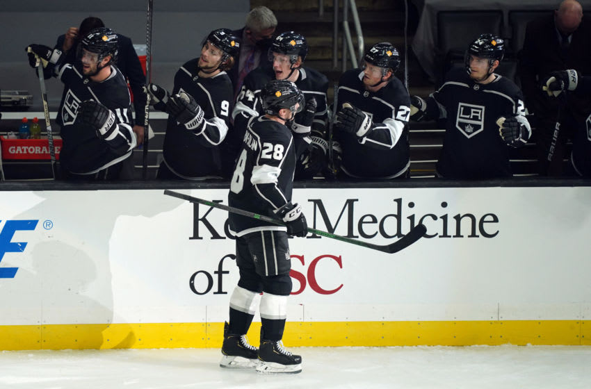 LA Kings (Mandatory Credit: Kirby Lee-USA TODAY Sports)