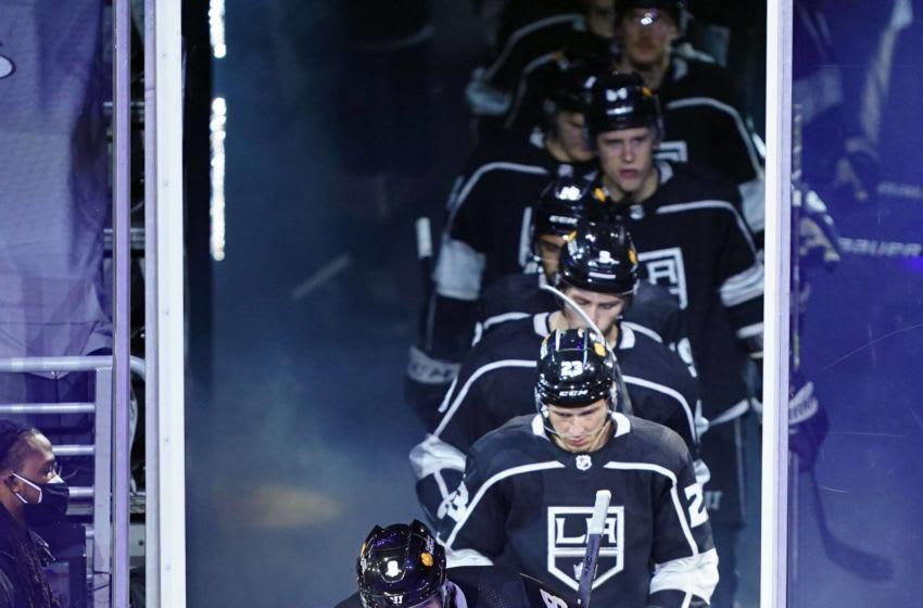 LA Kings (Mandatory Credit: Kirby Lee-USA TODAY Sports)