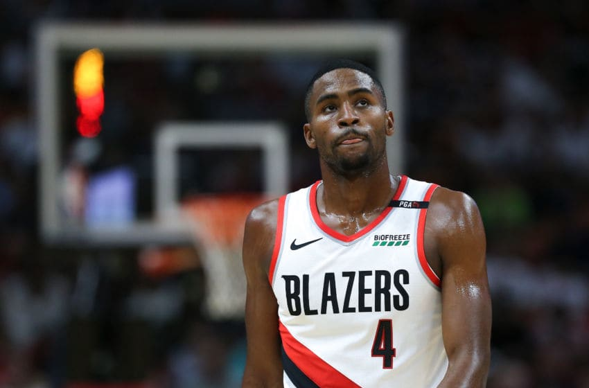 Portland Trail Blazers Maurice Harkless (Photo by Michael Reaves/Getty Images)