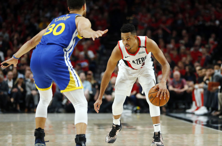 CJ McCollum, Portland Trail Blazers (Photo by Jonathan Ferrey/Getty Images)