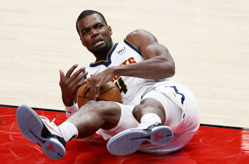 Paul Millsap, Denver Nuggets, Portland Trail Blazers (Photo by Steph Chambers/Getty Images)