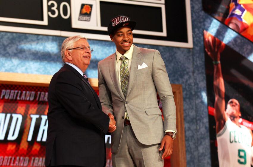 Portland Trail Blazers, NBA Draft, CJ McCollum (Photo by Mike Stobe/Getty Images)
