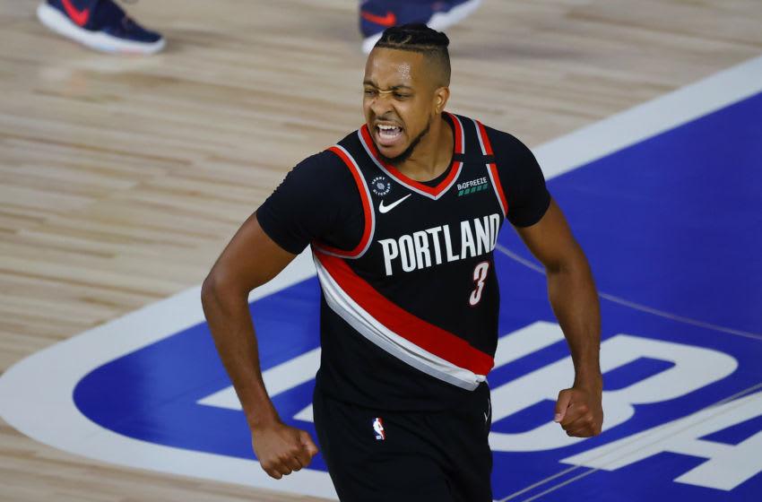CJ McCollum, Portland Trail Blazers. (Photo by Kevin C. Cox/Getty Images)