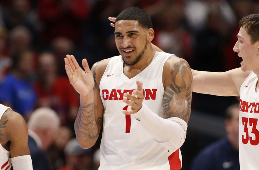Obi Toppin #1 of the Dayton Flyers(Photo by Justin Casterline/Getty Images)