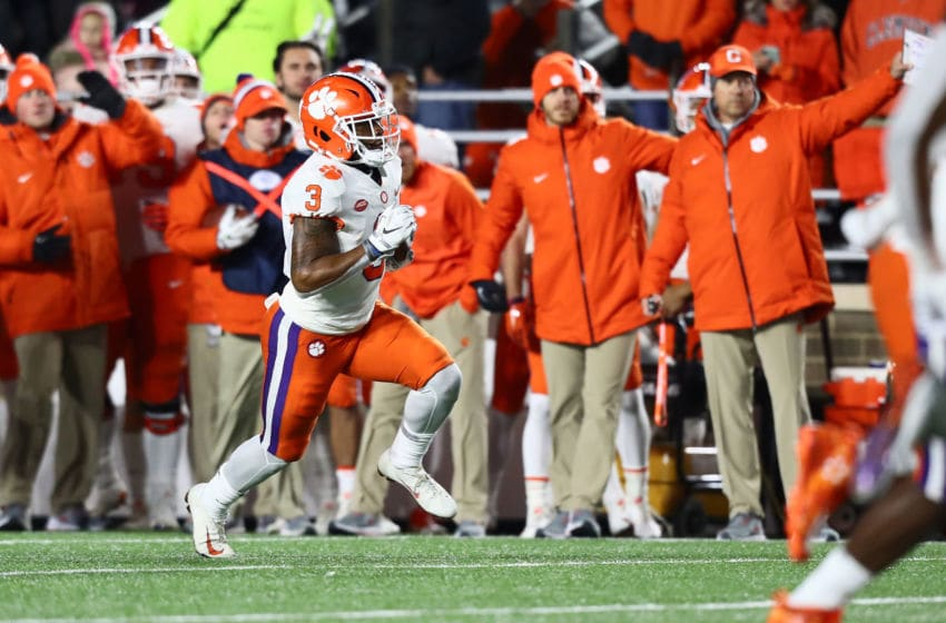 Amari Rodgers Clemson Tigers (Photo by Omar Rawlings/Getty Images)