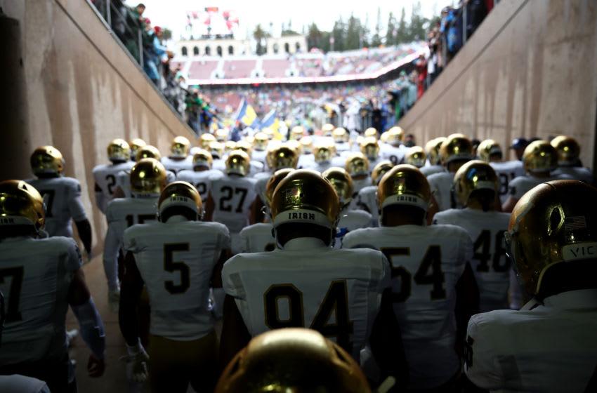 Notre Dame, Clemson football opponent