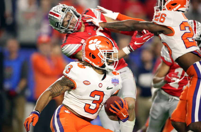 Amari Rodgers Clemson Tigers (Photo by Christian Petersen/Getty Images)
