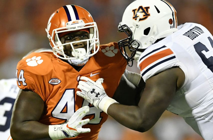 Clemson Football: Nyles Pinckney reportedly carted off ...