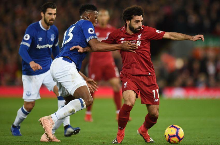 Liverpool, Mohamed Salah (OLI SCARFF/AFP via Getty Images)