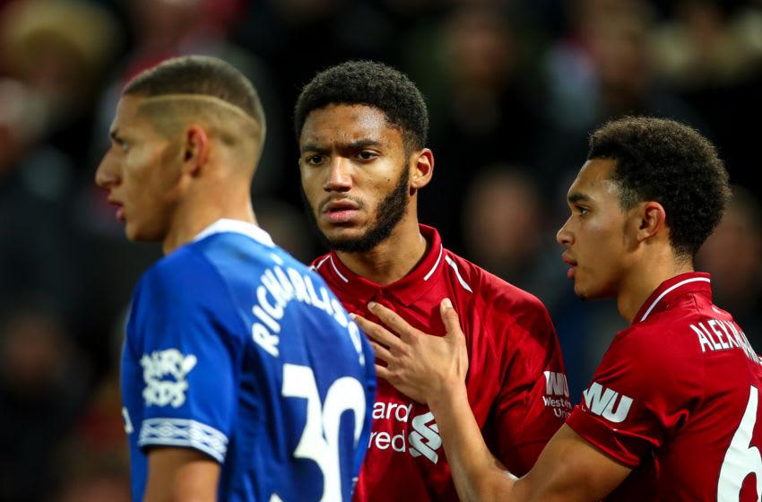 Joe Gomez, Liverpool (Photo by Robbie Jay Barratt - AMA/Getty Images)