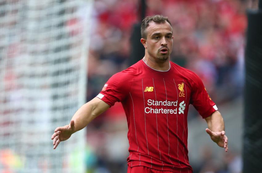 Liverpool, Xherdan Shaqiri (Photo by Robbie Jay Barratt - AMA/Getty Images)