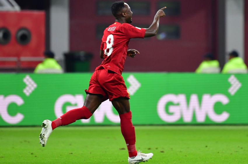 Liverpool, Naby Keita (Photo by GIUSEPPE CACACE/AFP via Getty Images)