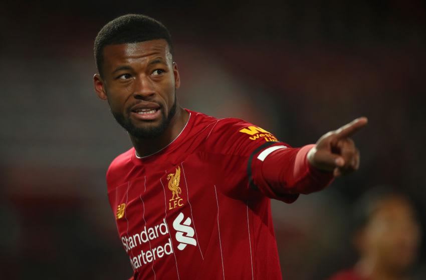 Liverpool, Gini Wijnaldum (Photo by Robbie Jay Barratt - AMA/Getty Images)