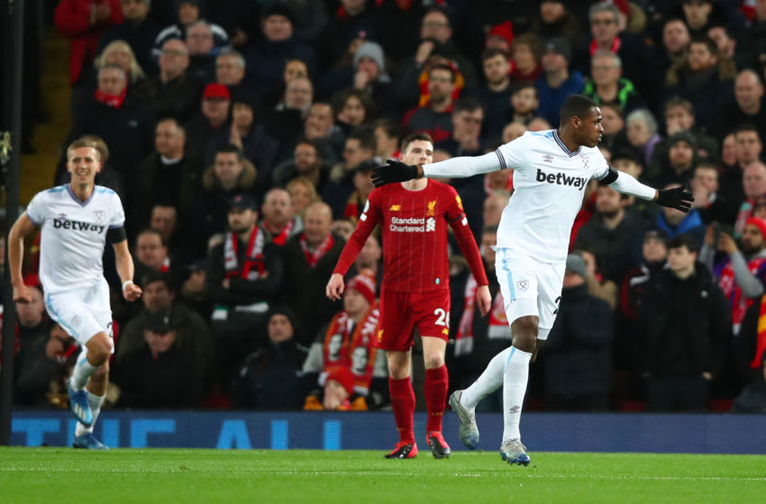 Liverpool, Issa Diop (Photo by Clive Brunskill/Getty Images)