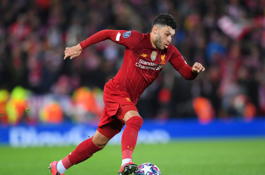 Liverpool, Alex Oxlade-Chamberlain (Photo by Laurence Griffiths/Getty Images)