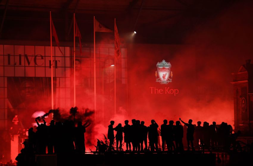 Liverpool (Photo by OLI SCARFF/AFP via Getty Images)