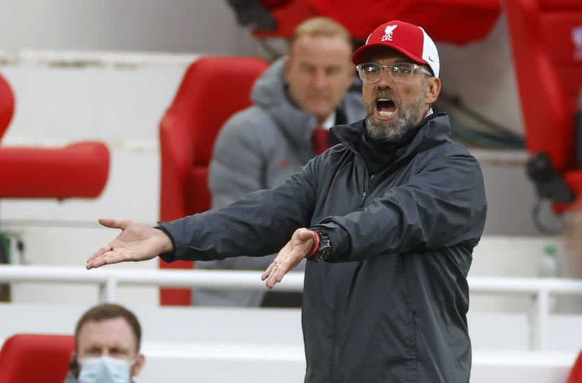 Liverpool, Jurgen Klopp (Photo by PHIL NOBLE/POOL/AFP via Getty Images)