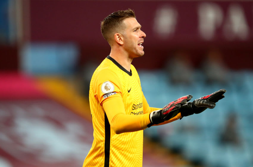 Adrian, Liverpool (Photo by Marc Atkins/Getty Images)