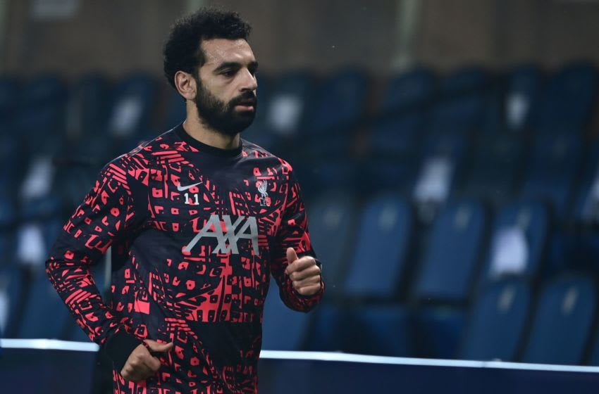 Liverpool, Mohamed Salah (Photo by MIGUEL MEDINA/AFP via Getty Images)