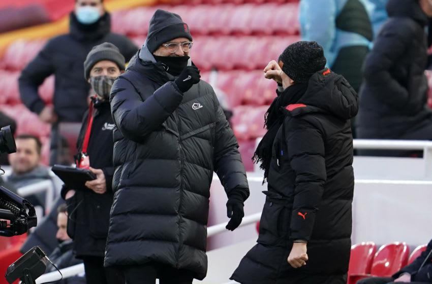 Liverpool, Jurgen Klopp (Photo by JON SUPER/POOL/AFP via Getty Images)