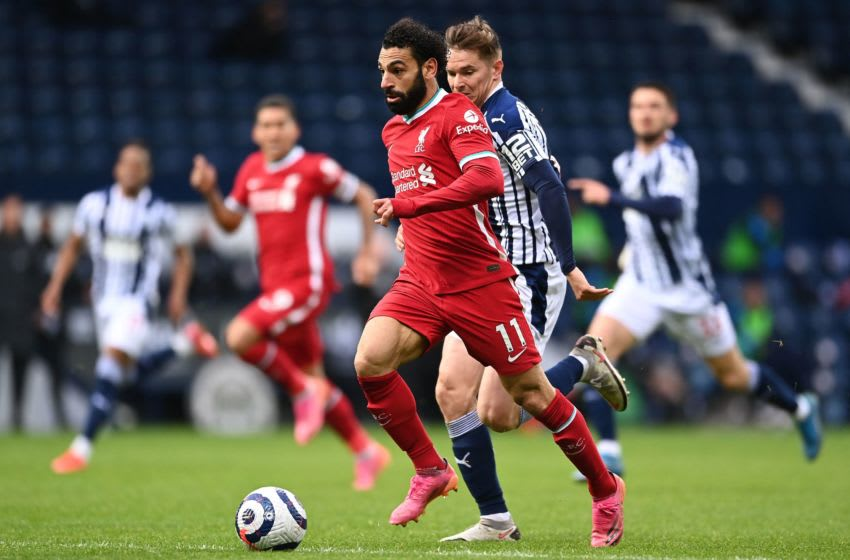 Liverpool, Mohamed Salah (Photo by LAURENCE GRIFFITHS/POOL/AFP via Getty Images)