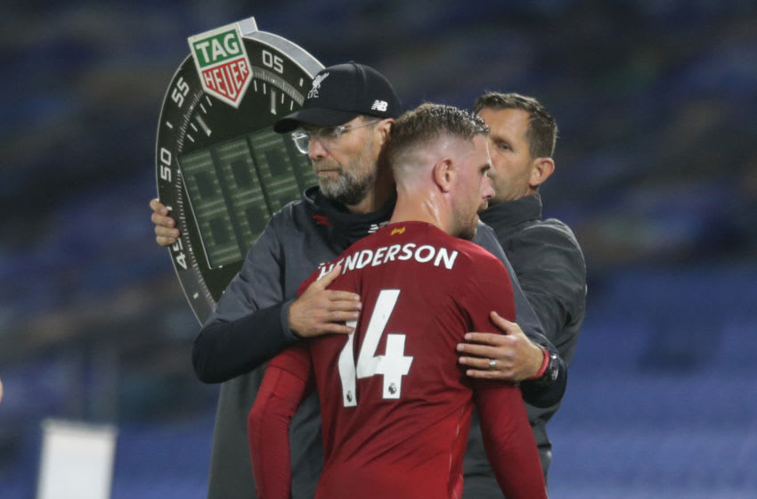 Liverpool, Jordan Henderson (Photo by Robin Jones/Getty Images)