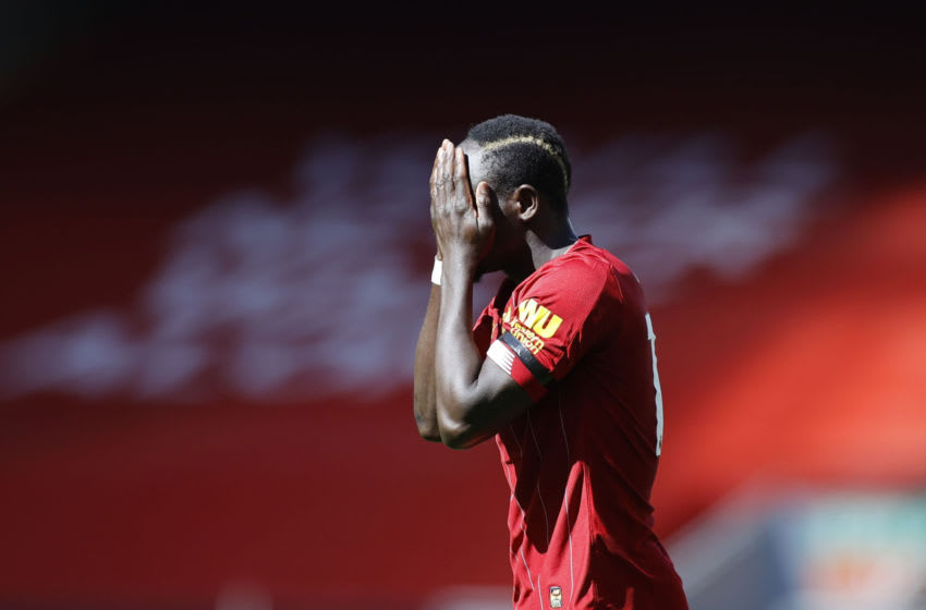Liverpool, Sadio Mane (Photo by Phil Noble/Pool via Getty Images)