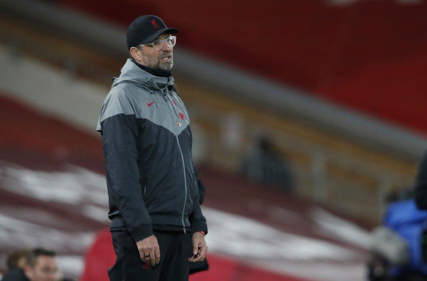 Jurgen Klopp, Liverpool (Photo by Clive Brunskill/Getty Images)