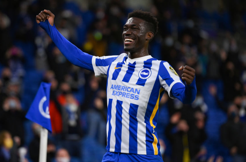 Brighton, Yves Bissouma (Photo by Mike Hewitt/Getty Images)