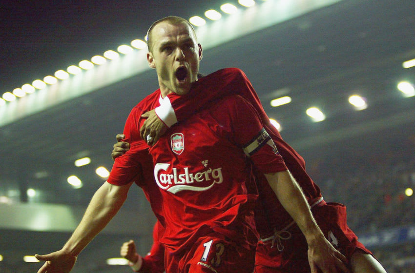 Danny Murphy, Liverpool (Photo by Michael Steele/Getty Images)
