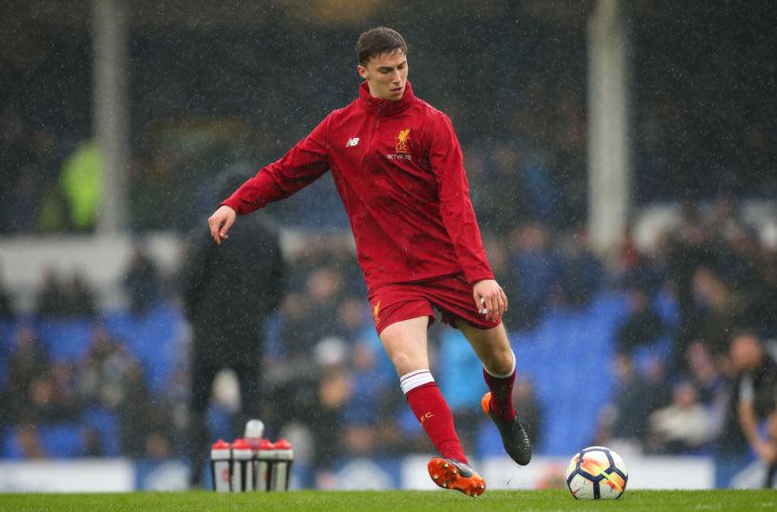 Liverpool, Conor Masterson (Photo by Robbie Jay Barratt - AMA/Getty Images)
