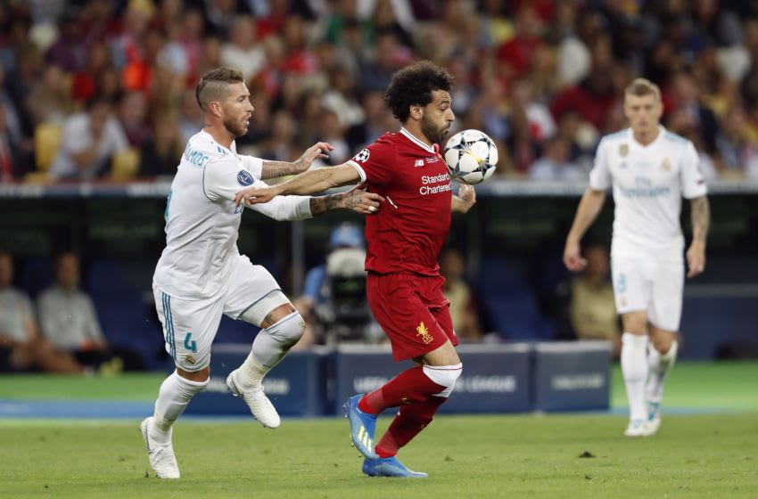 Liverpool, Mohamed Salah (Photo by VI Images via Getty Images)
