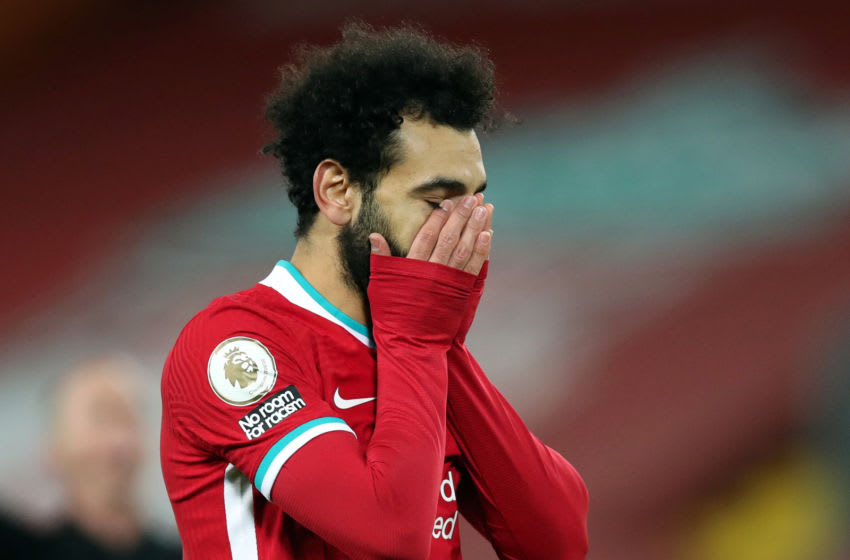Mohamed Salah, Liverpool (Photo by Clive Brunskill/Getty Images)