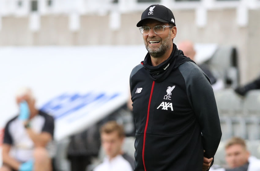 Liverpool, Jurgen Klopp (Photo by OWEN HUMPHREYS/POOL/AFP via Getty Images)