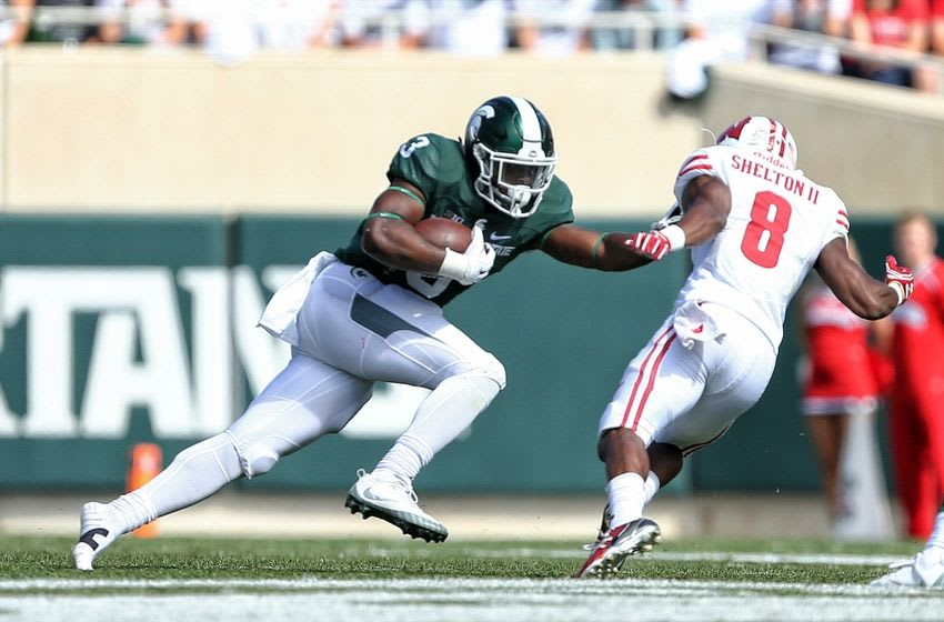 Wisconsin returns Michigan State fumble 63 yards for touchdown