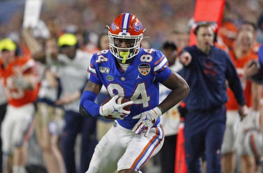Kyle Pitts, Florida football (Photo by Joel Auerbach/Getty Images)